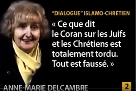 Dialogue islamo chrétien